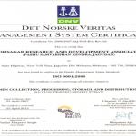 ISO 9001: 2008 Semen Station