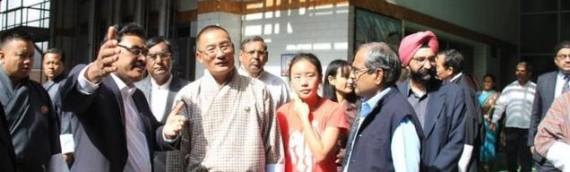 Bhutan PM Tobgay visits Amul dairy