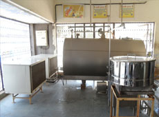 Bulk Milk Cooler BMC Units